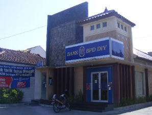 Bank BDP DIY