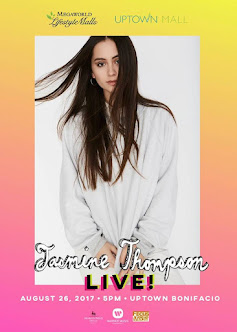 Jasmine Thompson Live in Manila