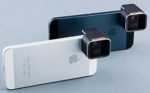 Lente iPhone