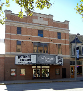 Knickerbocker theater in Holland, Michigan