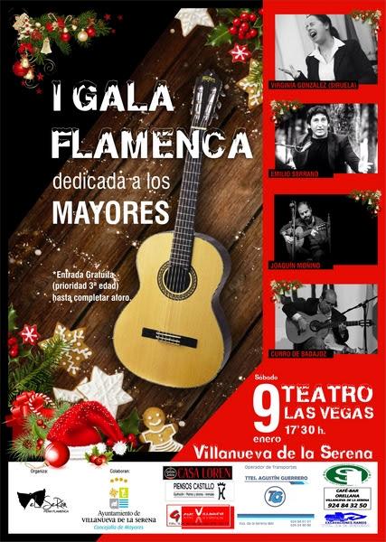 I Gala Flamenca