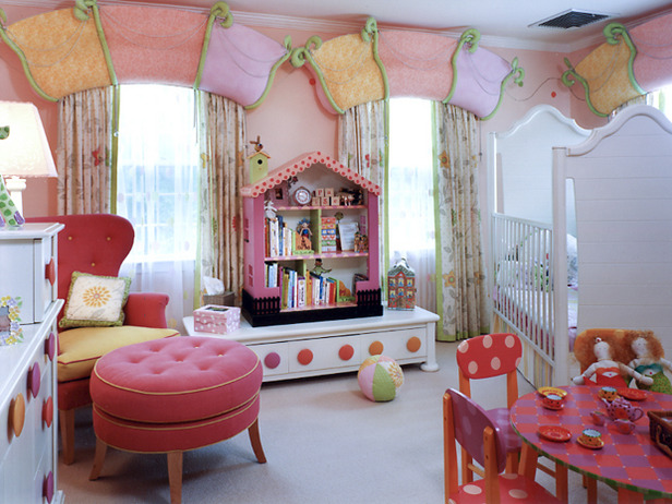Design Classic Interior 2012: Interior of kids room