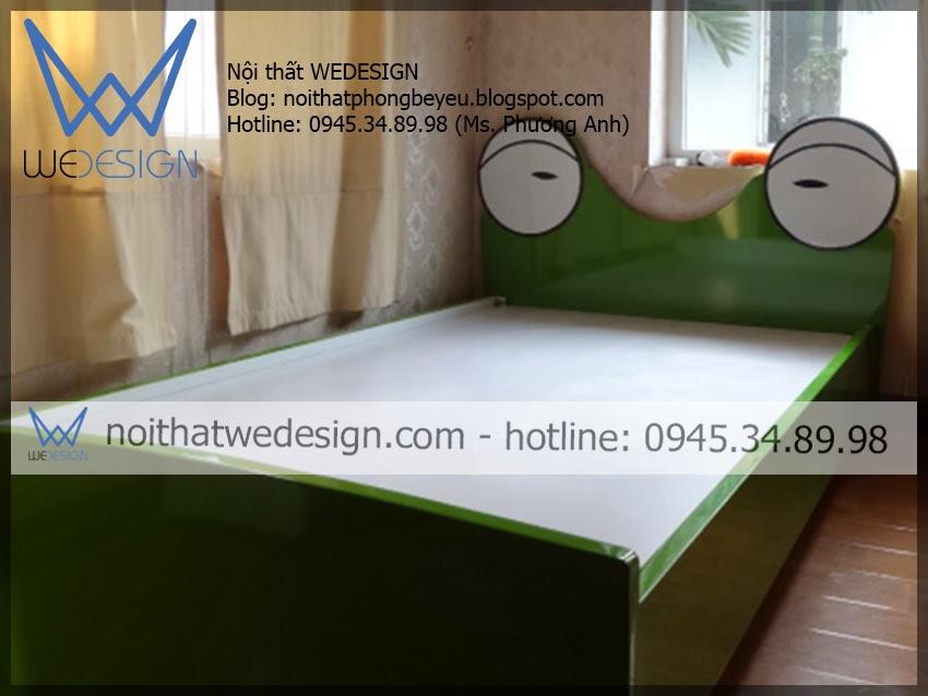 Giường ếch ngộ nghĩnh MSP: GNN - ECH.01