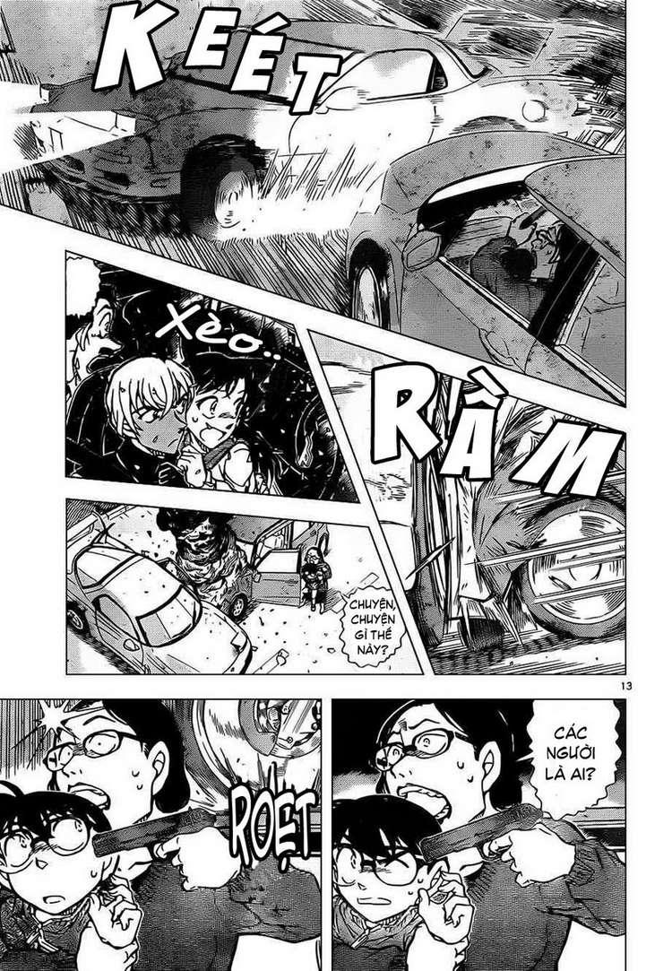 Detective Conan - Thám Tử Lừng Danh Conan chap 800 page 13 - IZTruyenTranh.com