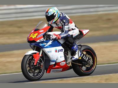 Rider Moto2 Ratthapark Wilairot