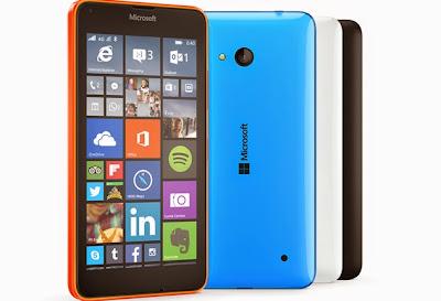 Spesifikasi dan Harga Microsoft Lumia 640 4G LTE Terbaru