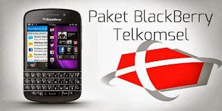 Cara Daftar Paket Blackberry Telkomsel
