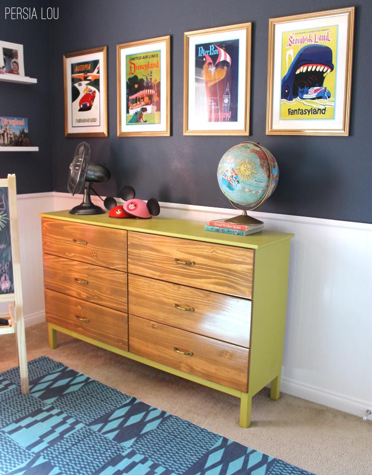 Raumteiler Schiebevorhang Ikea ~ Ikea Tarva Bed Paint Dresser Ikea Tarva Painted