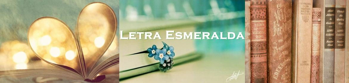 Letra esmeralda