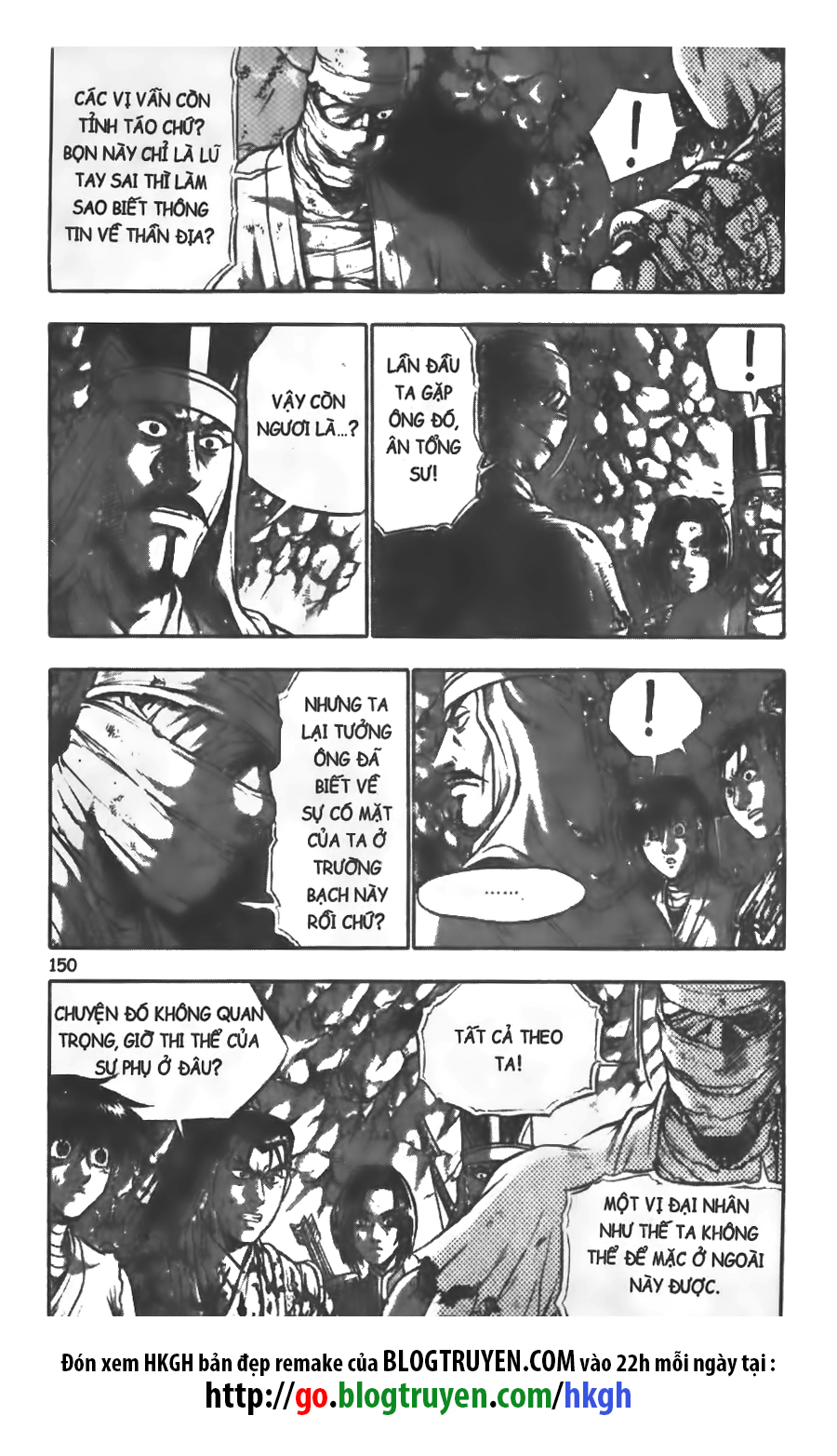Hiệp Khách Giang Hồ chap 330 Trang 19 - Mangak.info