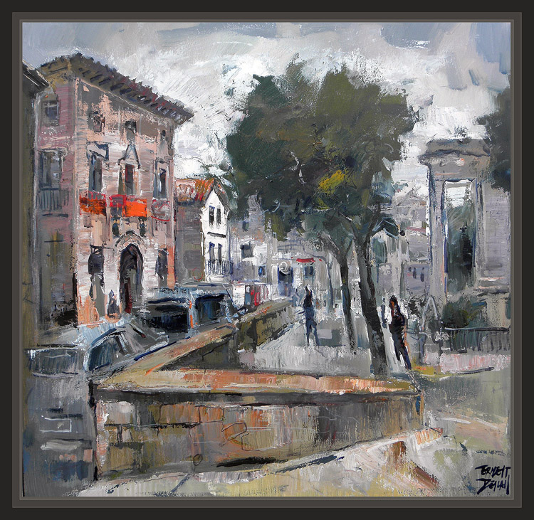 Ernest descals artista pintor 10 01 2011 11 01 2011 - Pintores en lleida ...