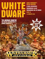 White Dwarf Weekly número 81 de agosto
