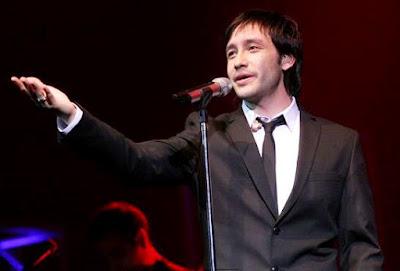 Cantante Luciano Pereyra