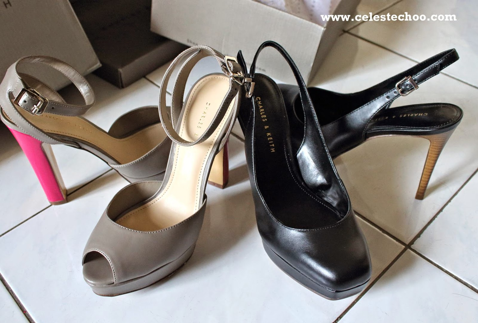 charles_keith_shoe_sale_gray_black_high_heels