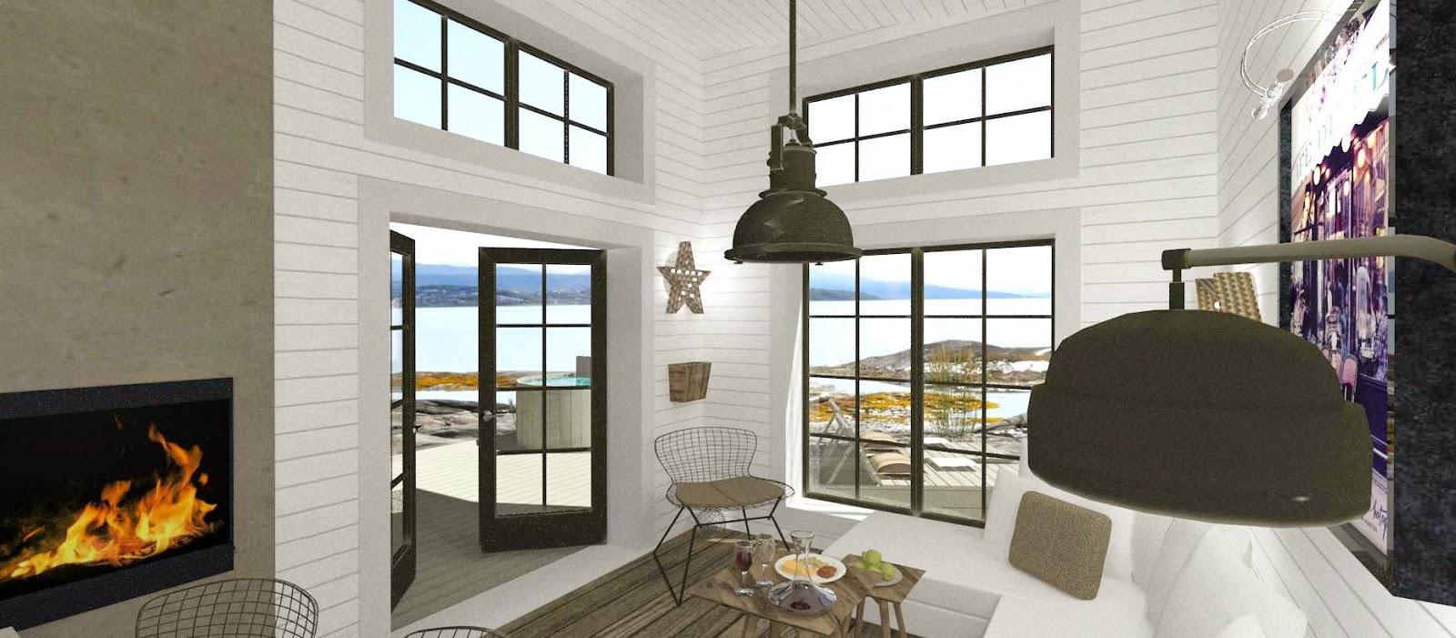 Dreams & coffees arkitekt  och projektblogg: svarta fönster och ...
