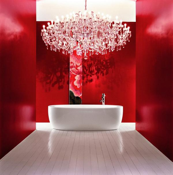 Decoration, cocinas, cocinas integrales: el color rojo para ...