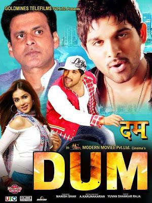 Dum (2015) Hindi Dubbed 480p WEBRip 350mb