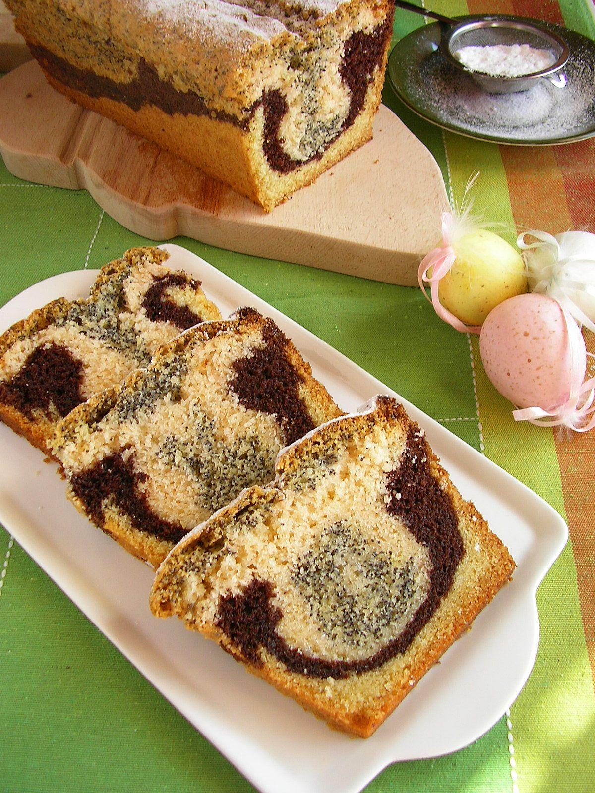 Kuchnia szeroko otwarta Babka tulipan -> Kuchnia Szeroko Otwarta Babka Marmurkowa
