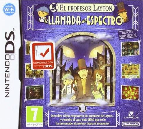 Profesor Layton y la Llamada de Espectro rom español