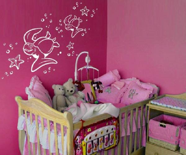 Décoration pour chambre bébé