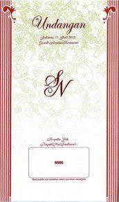 Undangan Pernikahan Murah Jogja