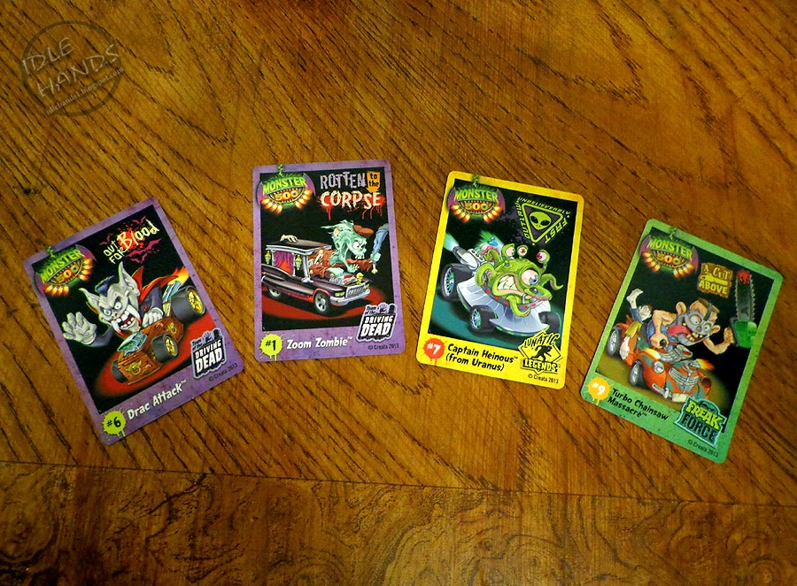 Idle Hands: Last Minute Stocking Stuffers: Monster 500 For ...