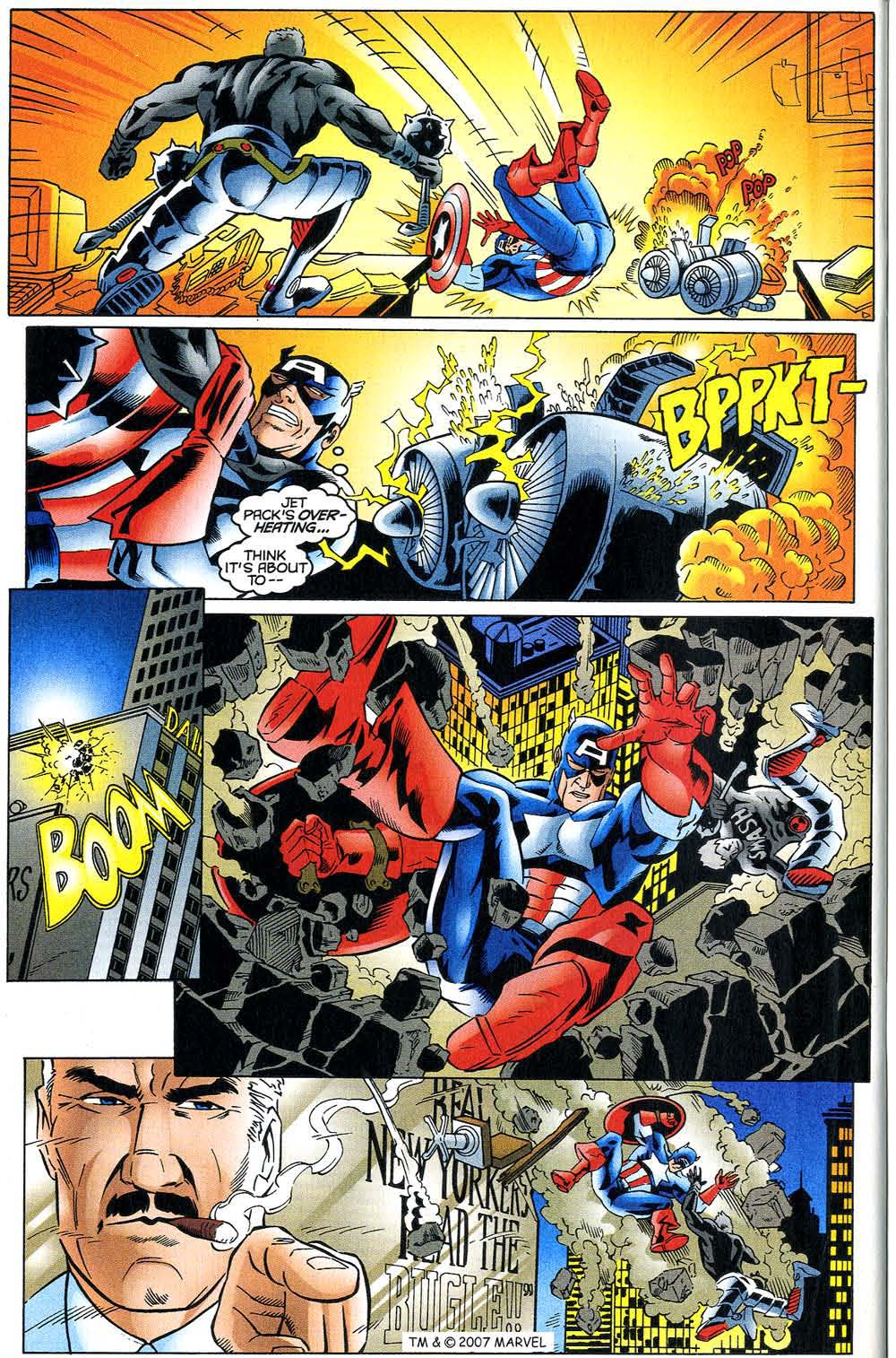 Captain America (1998) Annual 1999 #2 - English 44