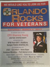 Orlando Rocks For Veterans