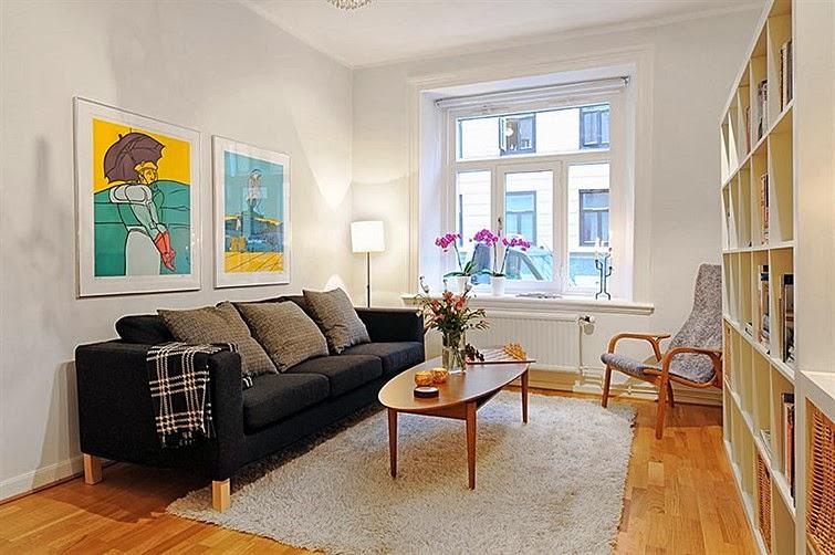 El apartamento ideal para un estudiante decoraci n - Decoracion piso de estudiantes ...