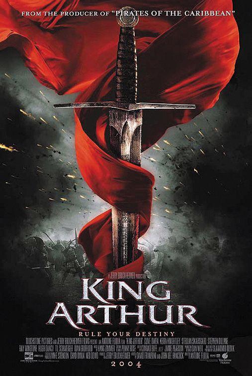 Sinopsis King Arthur