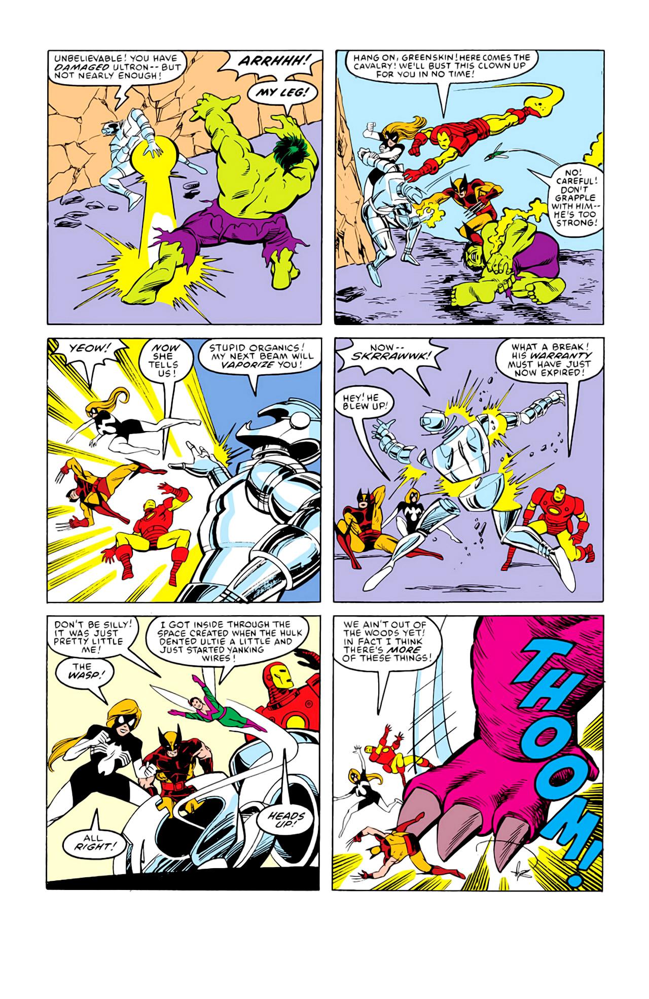 Captain America (1968) Issue #292m #220 - English 26