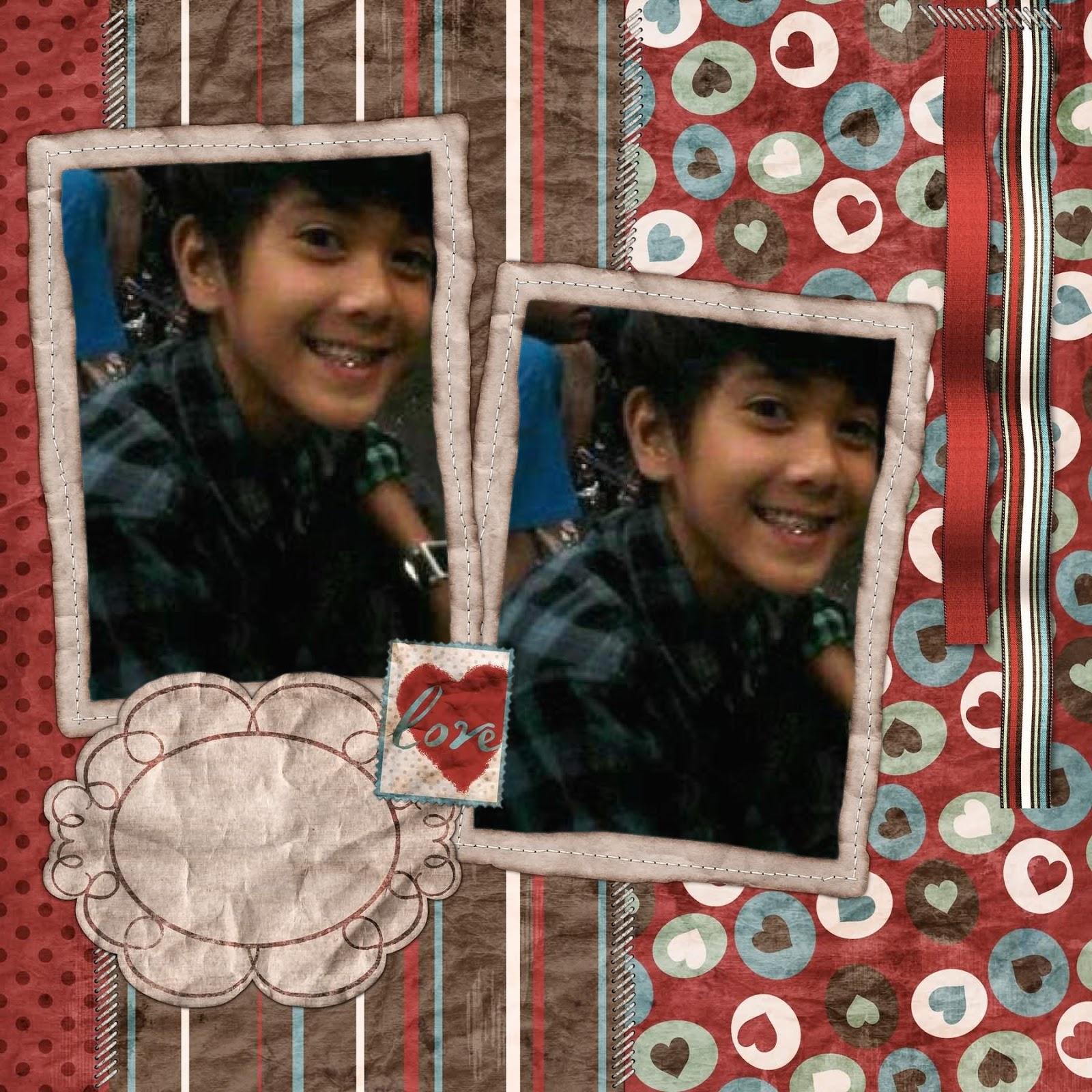 foto iqbal terbaru Gambar Foto Iqbal Coboy Junior Terbaru