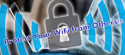 WiFi Password Protection