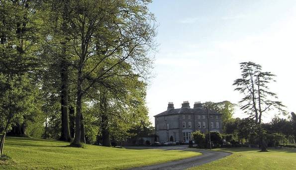 food and drink enterprise at Ireland's big houses