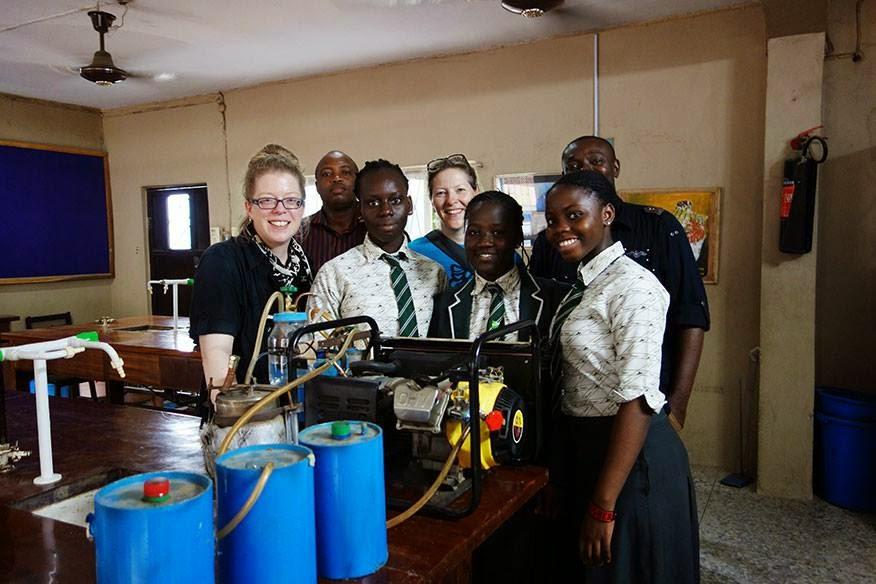 Generator Powered by Urine Lagos Urine Powered Generator