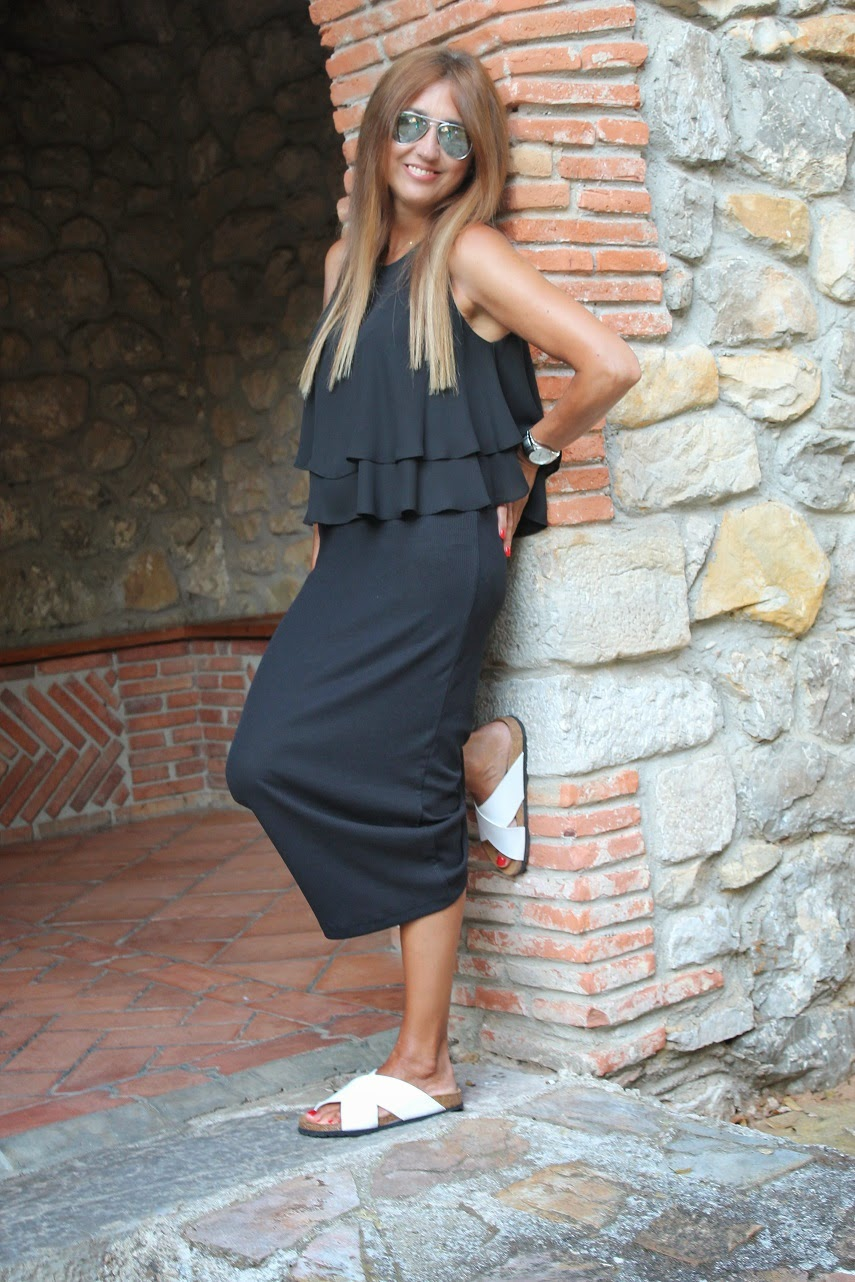 Skirt new collection, Zara, Look, Street Style, Fashion Blogger, Blog de Moda, Cantabria, Pechón