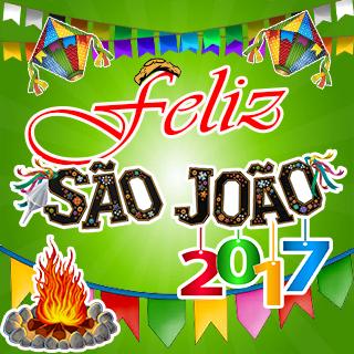 FELIZ SÃO JOÃO 2017 !!!