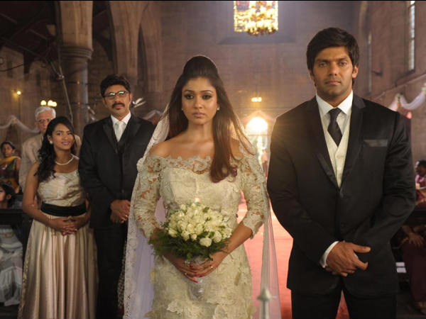 Film Raja Rani Latest Stills