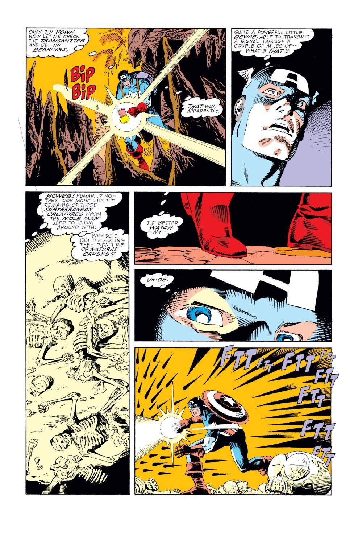 Captain America (1968) Issue #358 #291 - English 3