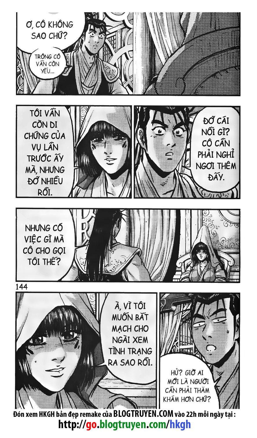 Hiệp Khách Giang Hồ chap 402 Trang 20 - Mangak.info