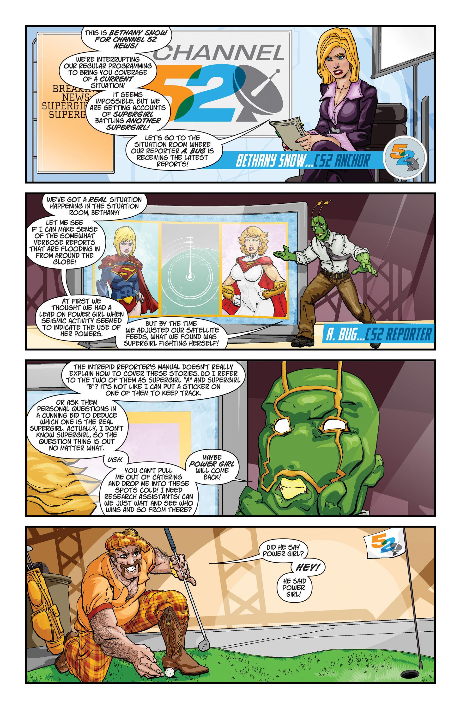 Supergirl (2011) Issue #19 #21 - English 22