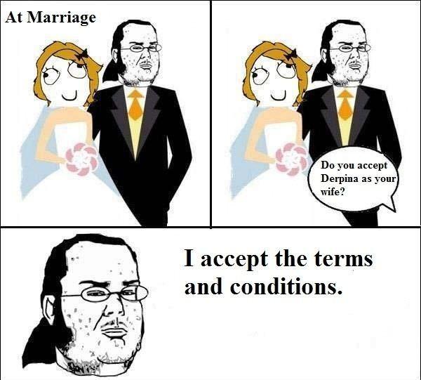 Gamer's wedding.