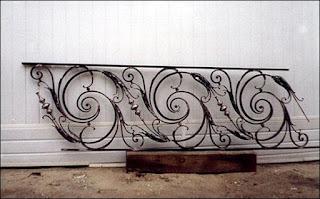Заборы из ковки. Фото 39