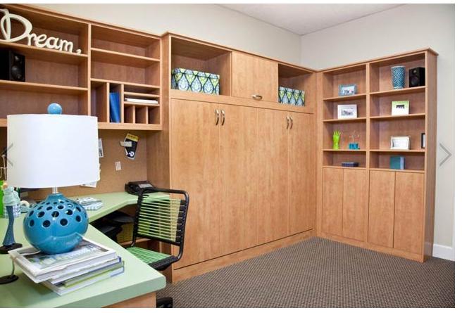 Wall beds ecuador c mo aprovechar el espacio en un - Aprovechar espacio habitacion pequena ...