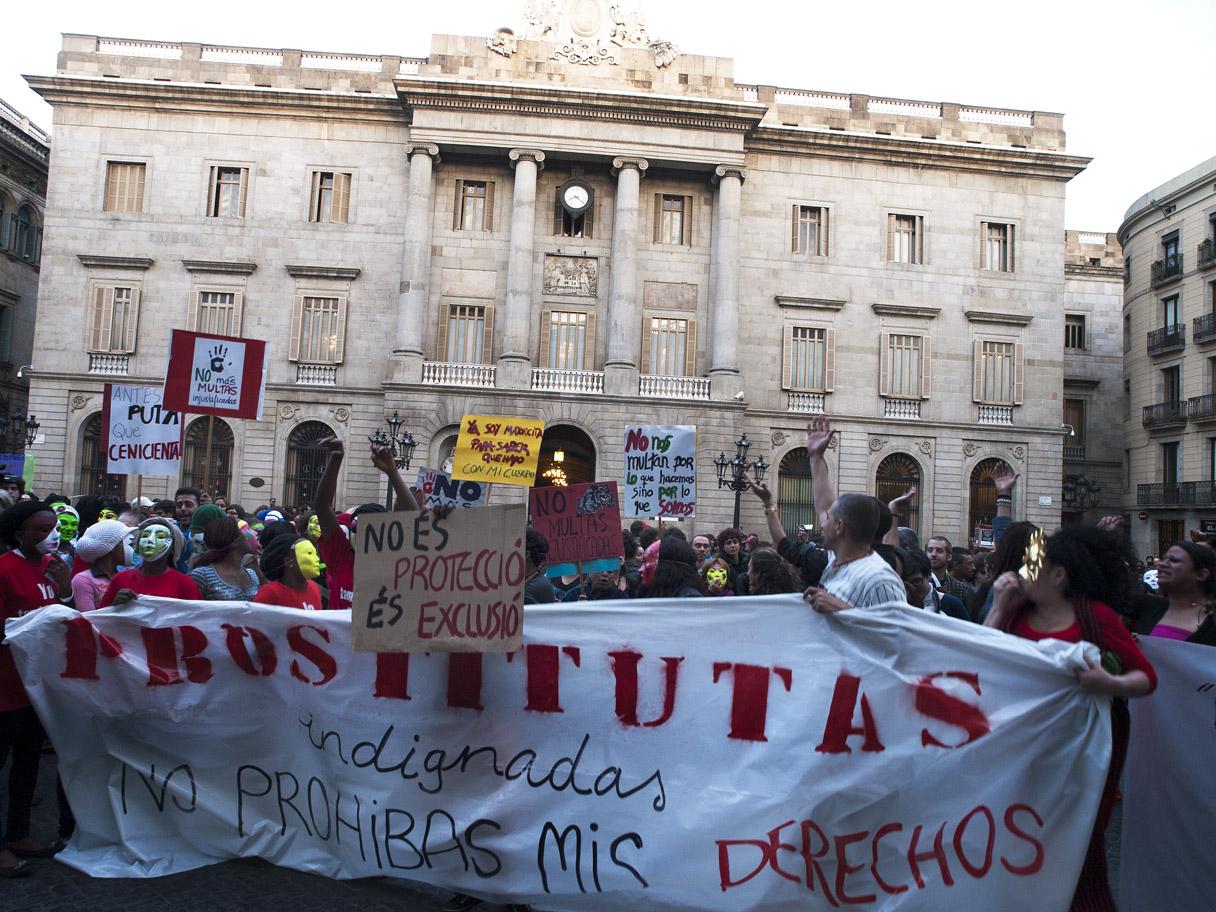 manifestacion prostitutas videos de prostitutas en cuba