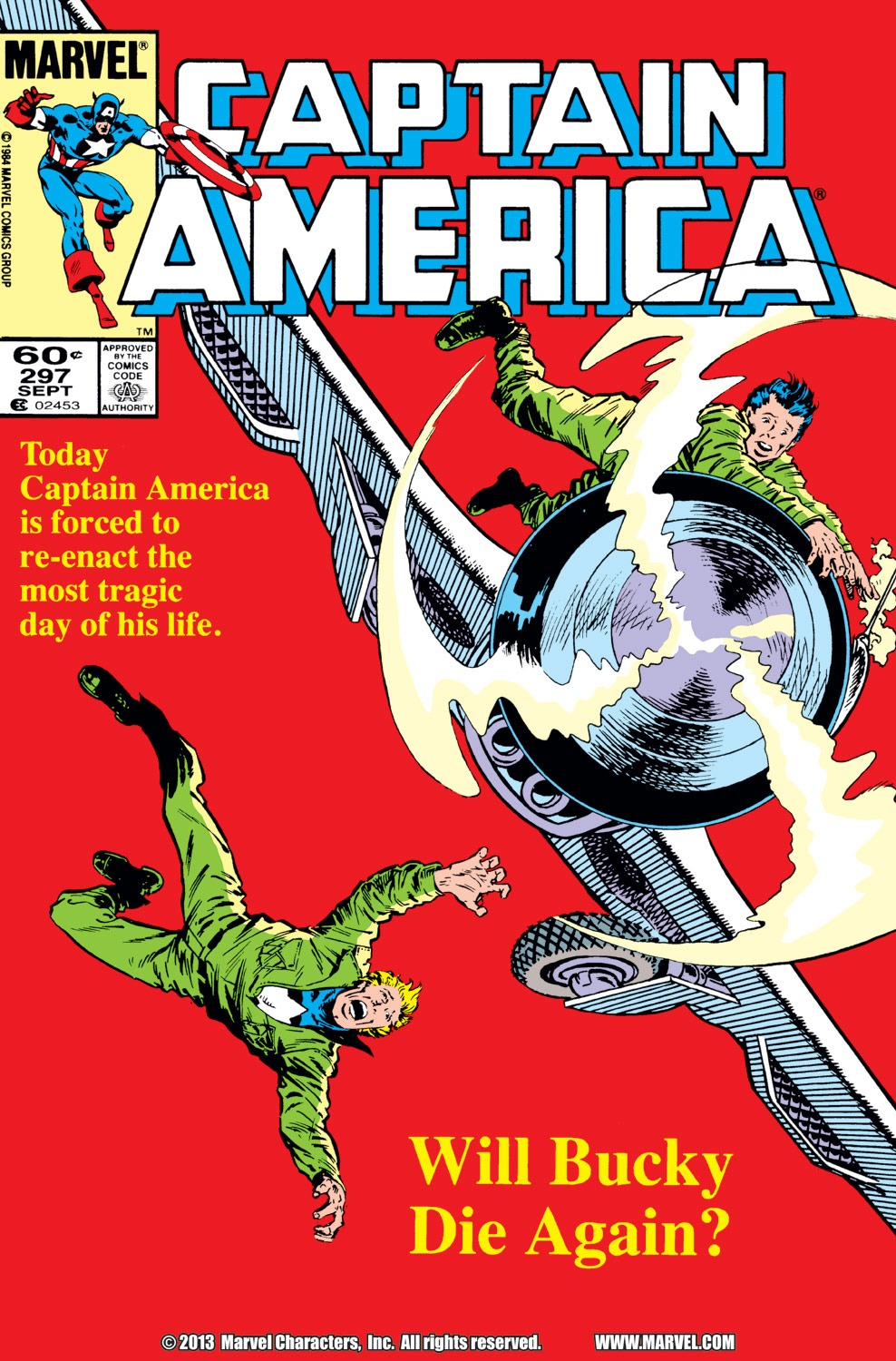 Captain America (1968) Issue #297 #225 - English 1