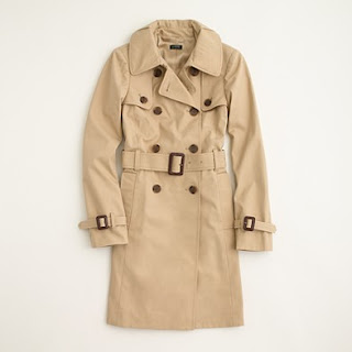 Trench coat from J.Crew