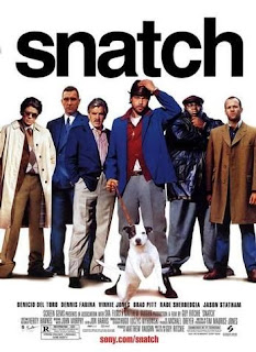 movie, snatch, 2000, crime, thriller, benicio del toro, dennis farina, brad pitt, jason statham, vinnie jones, tapandaola111
