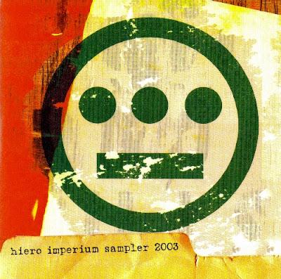 Hieroglyphics – Hiero Imperium Sampler 2003 (CD) (2003) (320 kbps)