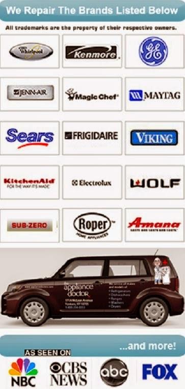 All Major Brands Serviced